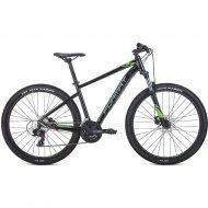Велосипед «Format» 1415 27.5 2021, RBKM1M37C001, S, черный матовый