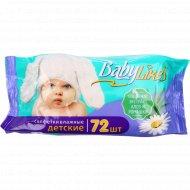 Салфетки влажные «Baby Likes» детские 72 шт.