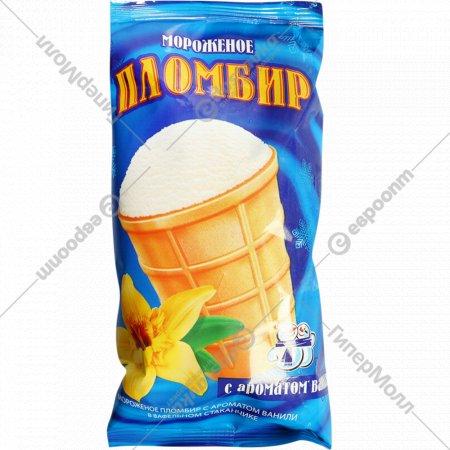 Мороженое «Пломбир» ваниль в стаканчике, 80 г