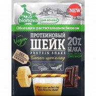 Протеиновый шейк «Bionova» с бананом-шоколадом, 25 г.