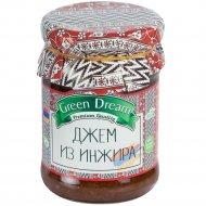 Джем из инжира «Green Dream» 300 г.