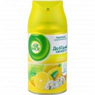 Сменный баллон к освежителю воздуха «Air Wick»лимон и женьшень,250 мл.