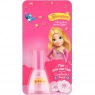 Лак для ногтей детский «Светло-розовый» Принцесса, 6 мл
