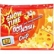 Полуфабрикаты зерна кукурузы «Show time» со вкусом сыра, 80 г.