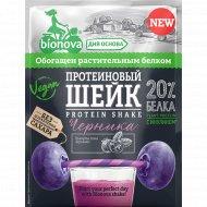 Протеиновый шейк «Bionova» с черникой, 25 г.