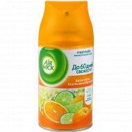Сменный баллон к освежителю воздуха«Air Wick»апельсин и бергамот,250мл
