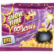 Полуфабрикаты зерна кукурузы «Show time» оригинальные, 80 г.