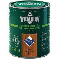 Защитно-декоративный состав «Vidaron» L05 натуральный тик, 0.75л