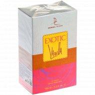 Туалетная вода для женщин «Exotic Vanilla» 100 мл.