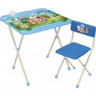 Комплект мебели «Ника» Наши детки, Кто чей малыш