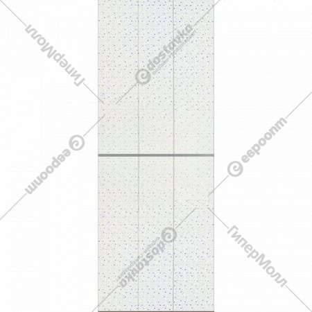 Экран-дверка «Comfort Alumin» Звездопад, 0.73x2 м