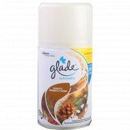 Сменный баллон «Glade»,нежность кашемира 269мл.