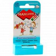 Бальзам для губ «Maxcare Kids» гипоаллергенный, 4.7 г.