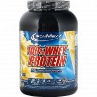 Протеин «IronMaxx» клубника-белый шоколад, 900 г.