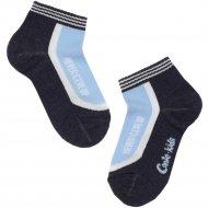 Носки детские «Ck «Active»» темный джинс, размер 14.