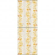 Экран-дверка «Comfort Alumin» Морской бриз, 0.73x2 м
