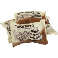Конфеты глазированные «Тирамиссо» 1 кг., фасовка 0.3-0.4 кг
