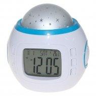 Часы-будильник «Sipl» звездное небо + 10 мелодий.