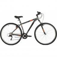 Велосипед «Foxx» Atlantic 27.5 V 2021, 27AHV.ATLAN.18GR1, 18, серый