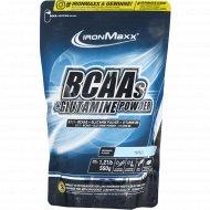 Аминокислотный комплекс «IronMaxx» БЦА + глютамин, манго, 550 г.