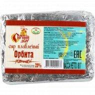 Сыр «Орбита» плавленый 20%, 80 г.
