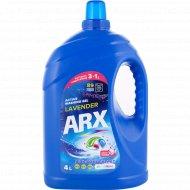 Гель для стирки «Arx» Лаванда, для цветного, 4 л