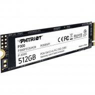 Накопитель SSD «Patriot» P300P256GM28.