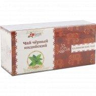 Чай черный «Калиновские чаи» индийский с мятой, 20х1.2 г.