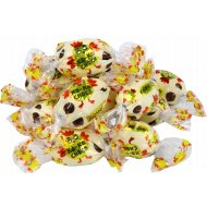Конфеты шоколадные «Ko-Ko Choko» white, 1 кг., фасовка 0.39-0.4 кг