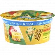 Продукт овсяный «Velle» клубника и банан, 0.5%, 175 г