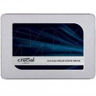 Твердотельный накопитель (SSD) 500Gb Crucial CT500MX500SSD1 MX500 (SATA-6Gb/s, 2.5