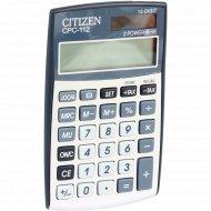 Калькулятор «Citizen» CPС-112 WB.