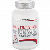 Мультивитамин «Biotech USA» для женщин, 60 таб.