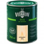 Масло для древесины «Vidaron» D01 бесцветный, 0.75л