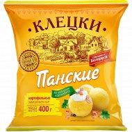 Клецки «Панские» картофельные, 400 г.
