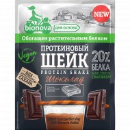 Протеиновый шейк «Bionova» с шоколадом, 25 г.