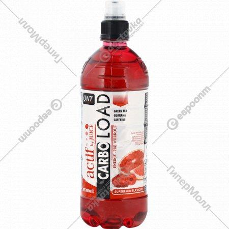 Напиток «QNT» Carboload , фруктовый, 700 мл.