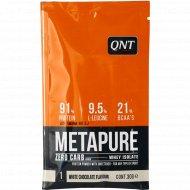 Протеин «QNT» со вкусом белого шоколада, 30 г.