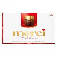 Шоколад ассорти «Merci» 400 г