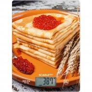 Весы кухонные «Scarlett» SC-KS57P45.