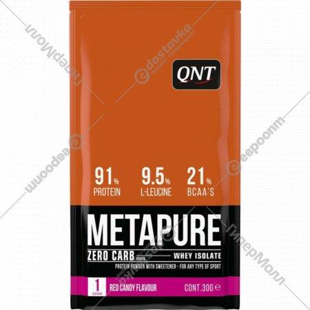 Протеин «QNT» вкус красный леденец, 30 г.