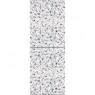 Экран-дверка «Comfort Alumin» Жемчужная мозайка, 0.83x2 м