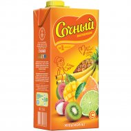 Напиток «Сочный витамин» мультифруктовый 0.95 л.