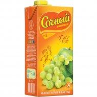 Сокосодержащий напиток «Сочный витамин» яблоко-белый виноград, 0.95 л