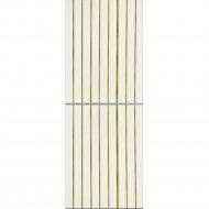 Экран-дверка «Comfort Alumin» Золотая, 0.83x2 м