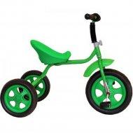 Детский велосипед «GalaXy» Лучик Малют 4, зеленый