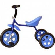 Детский велосипед «GalaXy» Лучик Малют 4, синий