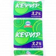 Кефир «Рогачёвъ» 3.2 %, 900 г.