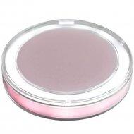 Зеркало косметическое «D&A» ESL, розовое
