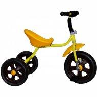 Детский велосипед «GalaXy» Лучик Малют 4, желтый